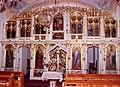 Iconostasis greek catholic Medzilaborce picture taken in 2002.jpg
