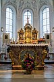 Iffeldorf, St. Vitus, Altar 2015-10.jpg