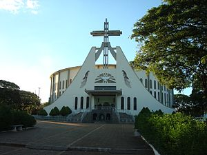 Nova Londrina - Image: Igreja Matriz São Pio X