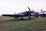 Ilyushin Il-10M Sturmovik ADDITIONAL INFORMATION- This is a photo of an Il-10M Sturmovik displayed outside of the Monino Museum located at Monino Airfield, 40 km east of Moscow, Russia wearing WW2 (18203666378).jpg