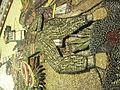 Imágenes elaboradas colectivamente con semillas de arroz, frijol, maíz, garbanzo y lenteja para la fiesta de la Natividad de la Virgen (Tepoztlán, Morelos, México) del 8 de septiembre de cada año (foto 7 de 14).jpg