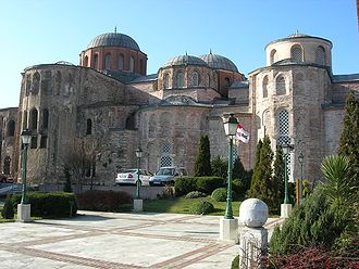John II Komnenos - Former Imperial Chapel of Christ Pantokrator, now the Zeyrek Mosque, Istanbul