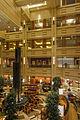 Imperial Hotel Osaka atrium 20120630-002.jpg