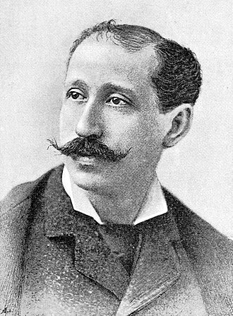 The Kiralfy Brothers - Imre Kiralfy in 1891
