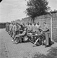 In het strafkamp te Vught, zijn 7000 Nederlandse collaborateurs en landverraders, Bestanddeelnr 900-4272.jpg