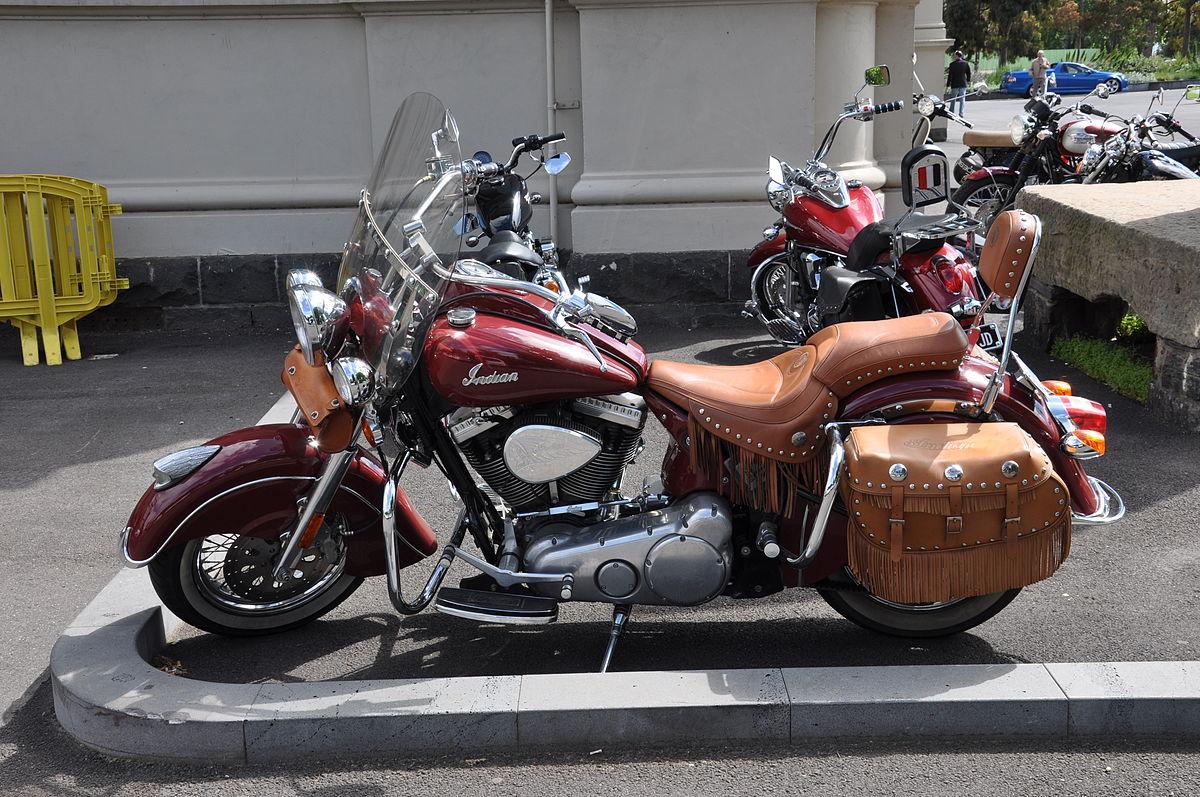Indian Chief (sepeda motor) Wikipedia bahasa Indonesia