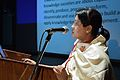 Indrani Nath - Presentation - Wikipedia as a Teaching Learning Tool in the Field of Higher Education - Bengali Wikipedia 10th Anniversary Celebration - Jadavpur University - Kolkata 2015-01-09 2780.JPG