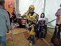 Infinity Con, Bumblebee Cosplay.JPG