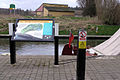 Information board, Beeston Waterfront - geograph.org.uk - 721224.jpg