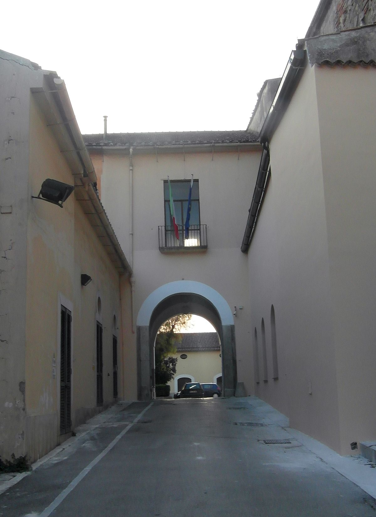 Museo archeologico dell 39 antica capua wikipedia - Piscina santa maria capua vetere ...