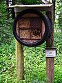 Insektenhotel Wildpark Alte Fasanerie Klein-Auheim Juni 2012.JPG