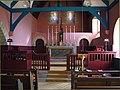 Interior of St. Christopher's Church, Gunnerton - geograph.org.uk - 228827.jpg
