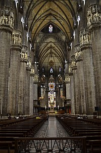 Catedral De Milan Wikipedia La Enciclopedia Libre