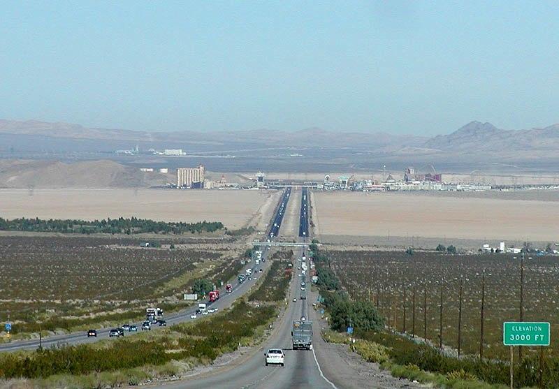 Interstate15 Ivanpah Valley