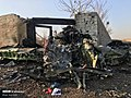 Iranian missile shot down Ukrainian Boeing 737-800 2020-01-08 01.jpg