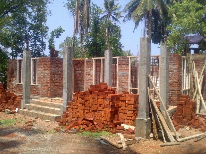 Ishtika House Construction - Saradas