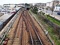 Island Line rail track in Ryde.JPG
