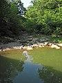 Island Run (Helmick Bridge, southwest of Eagleport, Morgan County, Ohio, USA) 1 (28563094476).jpg
