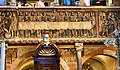 Italie, Modène, Duomo ou Cattedrale di Santa Maria Assunta in Cielo e San Geminiano (XIIe - XIIIe siècles), Détail de la galerie du grand jubé (50245703447).jpg