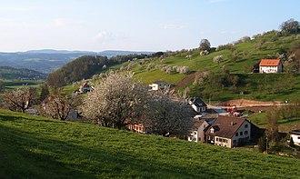 Kaisten, Aargau - Ittenthal