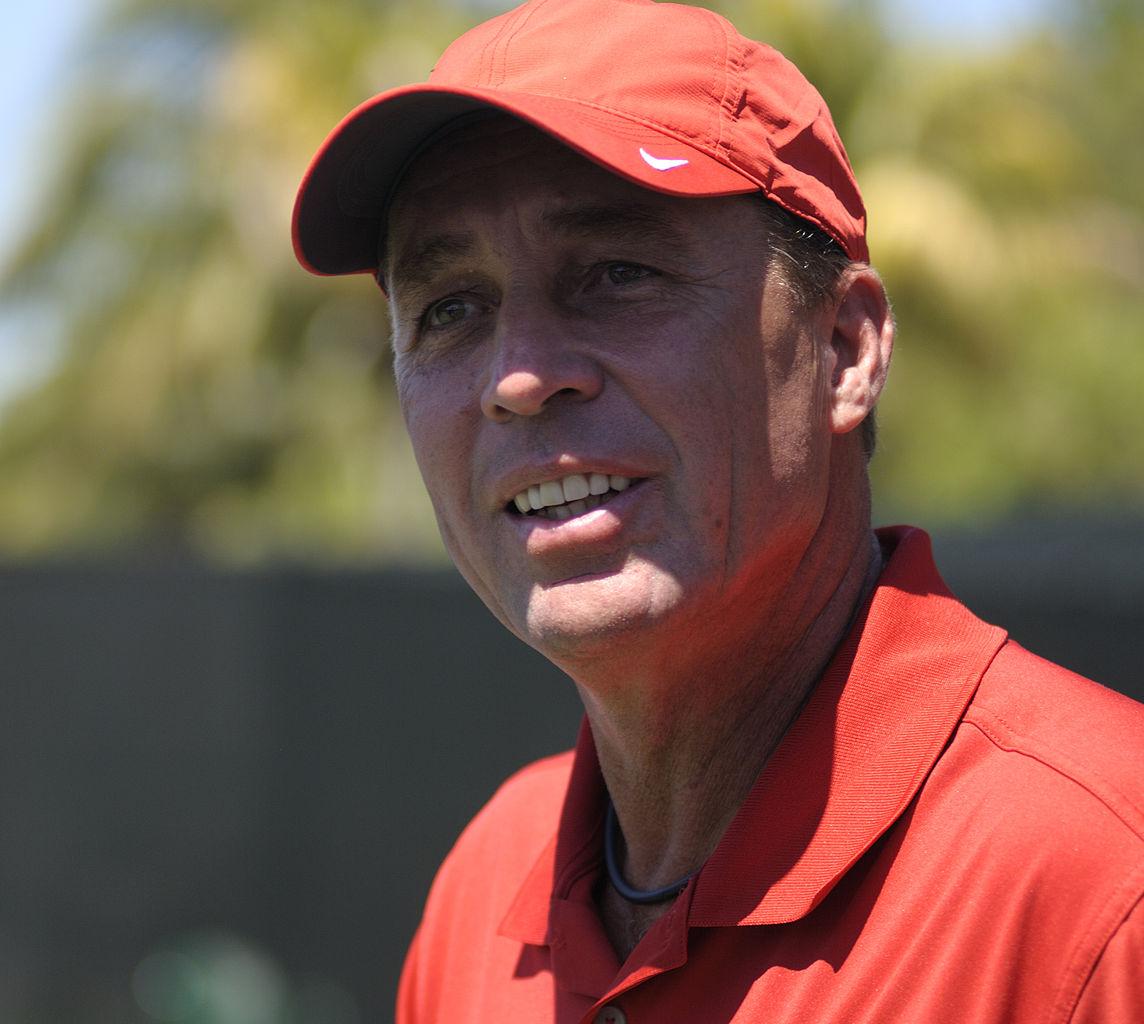 Ivan Lendl con gorra