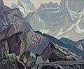 J. E. H. MacDonald, Goat Range Rocky Mountains 1932.jpg