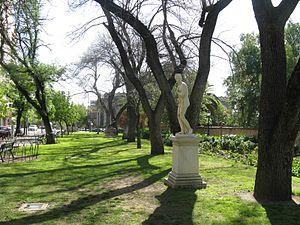 William Horn - Image: J150W statue Venere Di Canova in situ