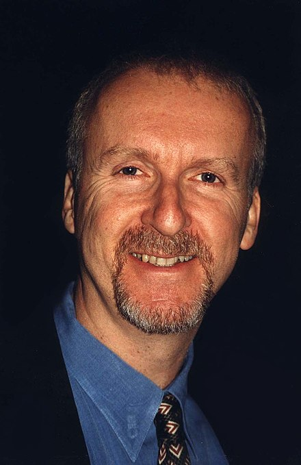 Director, writer and producer James Cameron (pictured in 2000) JAMES CAMERON 2000.jpg