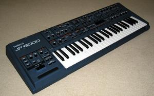 Roland JP-8000 - Image: JP 8000