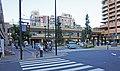 JR Sobu-Main-Line Ichikawa Station South Exit.jpg