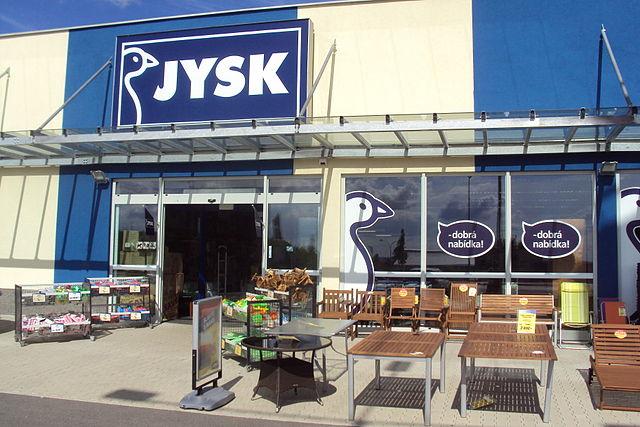 Датский производитель мебели Jysk уходит из Kитая