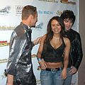 Jack Lawrence, Annie Cruz at Jack Lawrence's Birthday Party 3.jpg