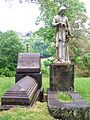 Jacob Hays and Minnie Hays Rahauser Monuments, Allegheny Cemetery, 2015-05-16, 01.jpg