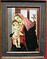 Jacopo del sellaio (attr.), madonna col bambino, 1470-80 ca. 01.JPG