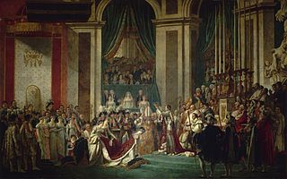 Coronation of Emperor Napoleon I and Coronation of the Empress Josephine
