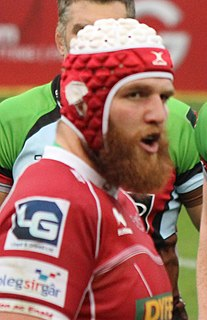 Jake Ball (rugby union) Rugby player