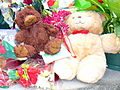 James Brown Memorial Teddies.JPG
