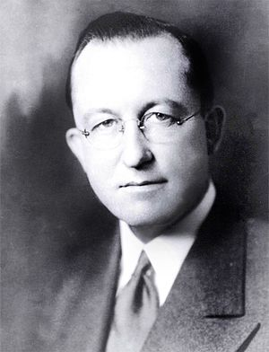 McKinsey & Company - James O. McKinsey (1889-1937) founder of the company