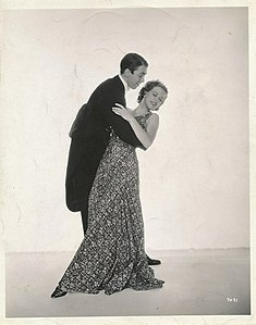 James Stewart and Eleanor Powell in 'Born to Dance', 1936.jpg