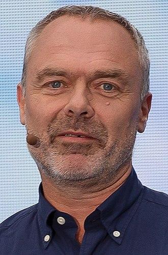 Jan Björklund - Jan Björklund in Almedalen, July 2018