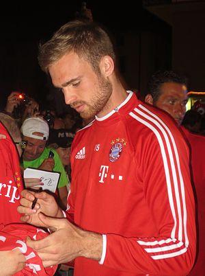 Jan Kirchhoff - Kirchhoff with Bayern