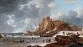 Jan Peeters (I) - Coast Scene (On the Baltic Sea).jpg