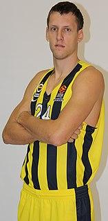 Jan Veselý Czech basketball player