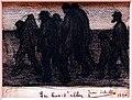 Jan toorop, barboni londinesi, 1885.jpg