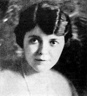 Jane Murfin - Jane Murfin in 1923