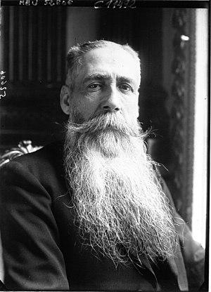 Jean-Baptiste Abel - Abel in 1914