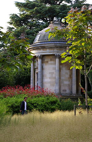 Jephson Gardens - The Jephson Memorial