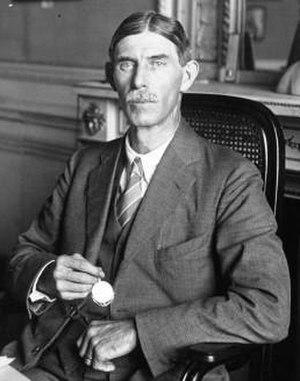 Jeremiah D. M. Ford - Professor Ford