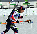 Jeremy Teela in biathlon - 15 km mass start at 2010 Winter Olympics 1.jpg