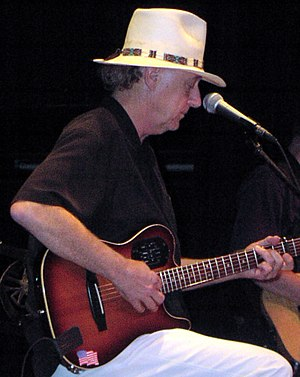 2002, Saratoga Springs, NY Jerry Jeff Walker S...